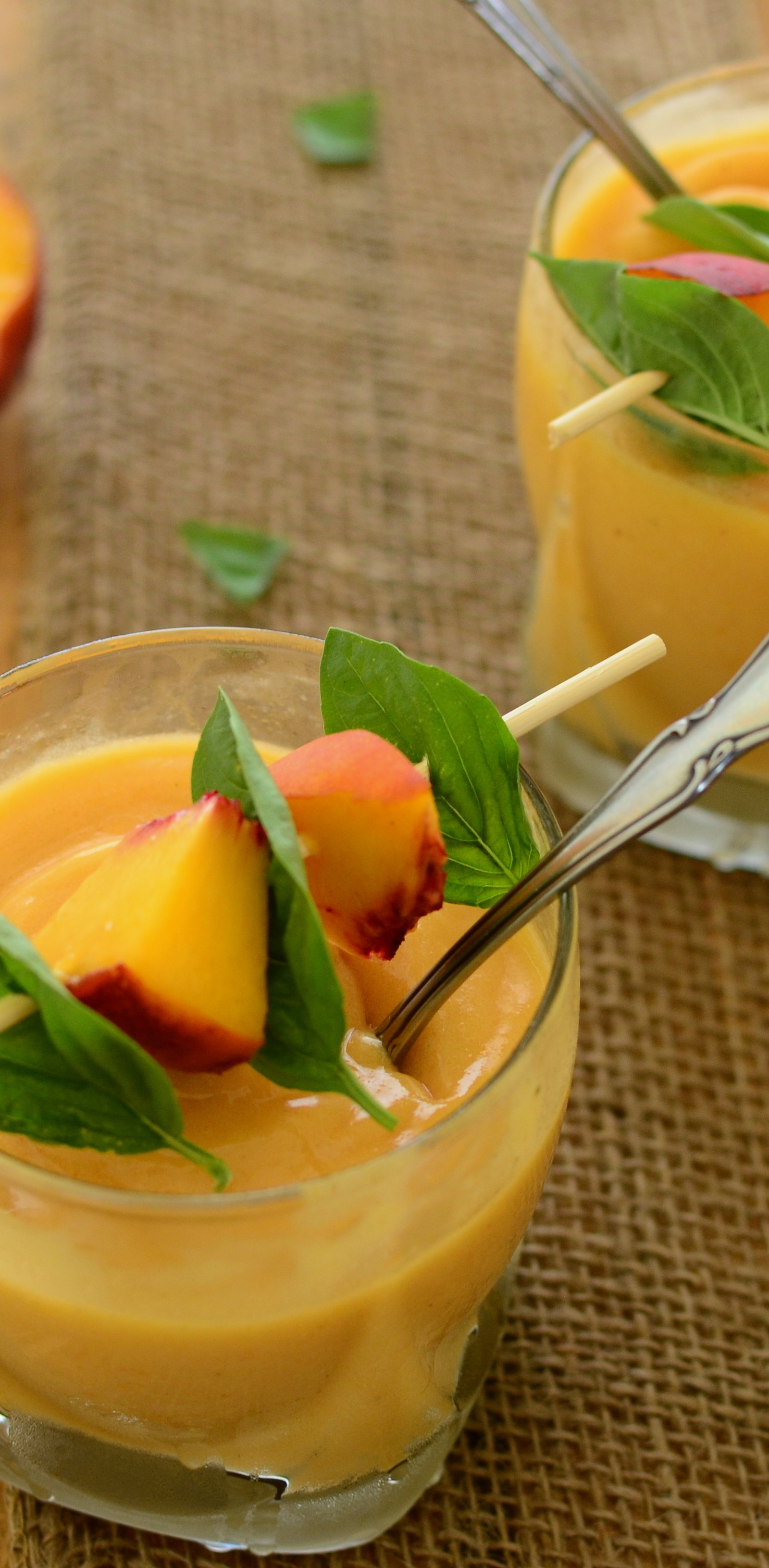Peach Smoothie Main