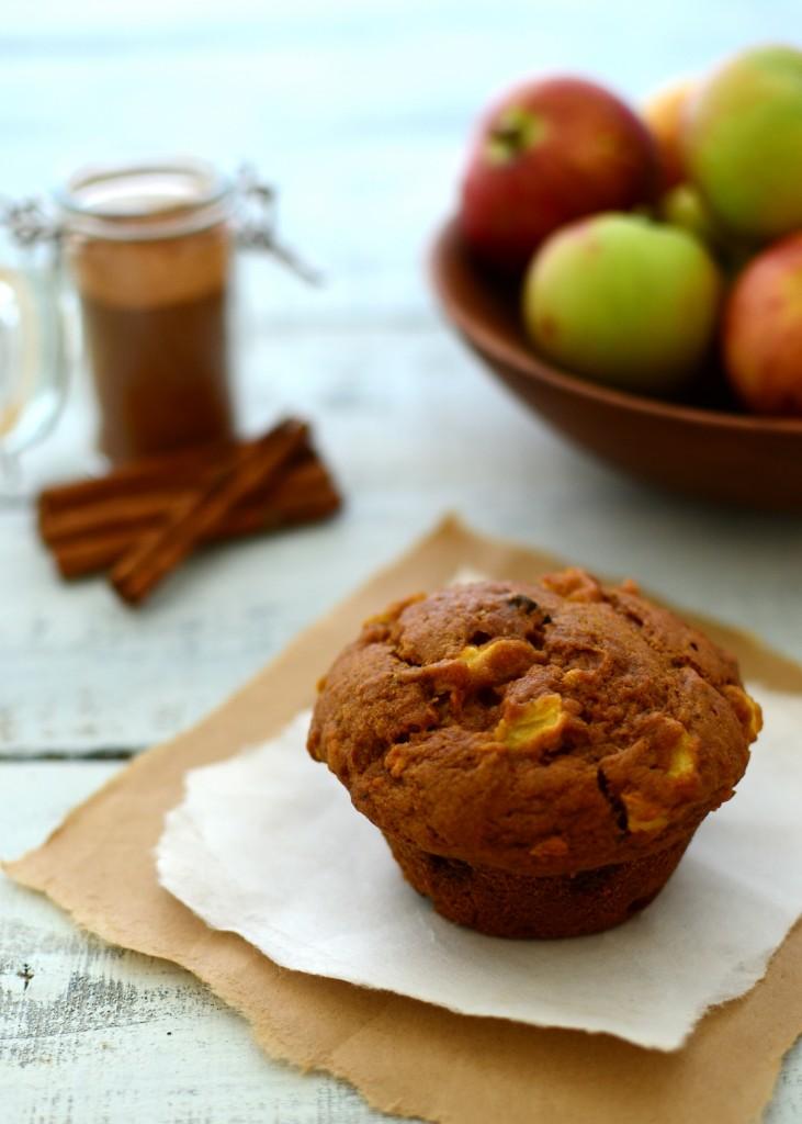 pumpkin muffins 6