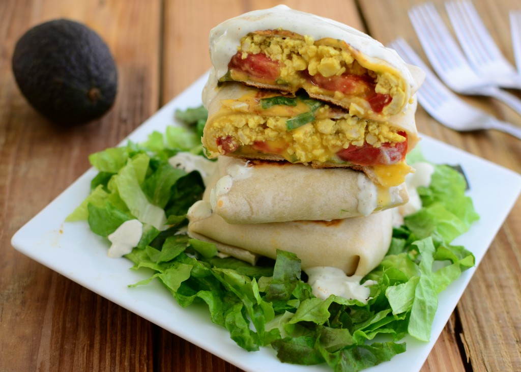 tofu wraps 2