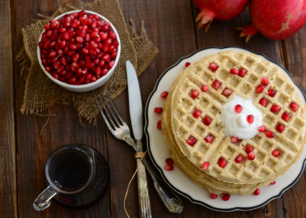 oat waffles 2