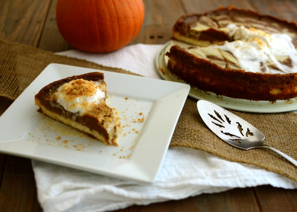 Pumpkin Pie Cheesecake Recipes — Dishmaps