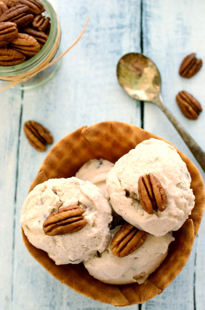 butter pecan ice cream 4