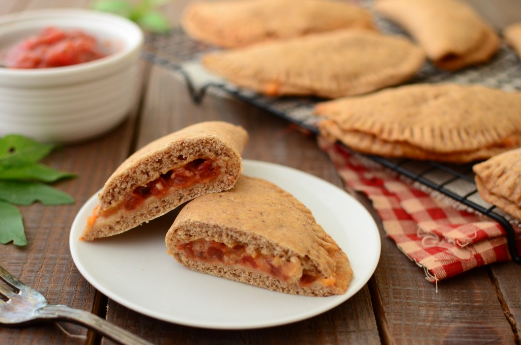 Calzones Pizza Pockets